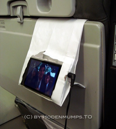 Barf Bag iPhone Holder
