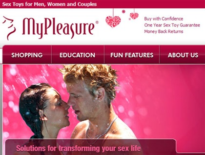 MyPleasureWeb