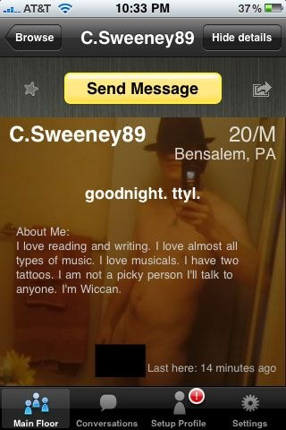 Iphone porn web app