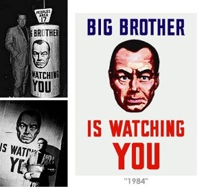 the world undergoing a totalitarian rule in the book 1984 George orwell's novel about the perils of totalitarian rule, the story of winston and julia, remains poignant more than 50 years after its 1949 publication.