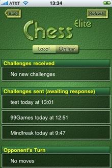 Chess Elite 4