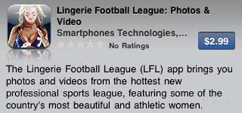 LFL-iPhone-App