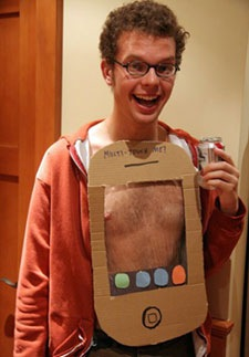 costume-7  sc 1 st  Krapps & Crazy Cool Halloween Costume Alternatives From MouthOff | KRAPPS | a ...