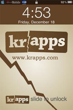KRAPPS-Lockscreen