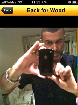 George-Michael-iPhone-Grindr