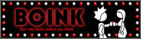 Boink-Banner