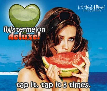 iWatermelon-Splash