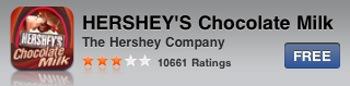 hershey-iphone-app
