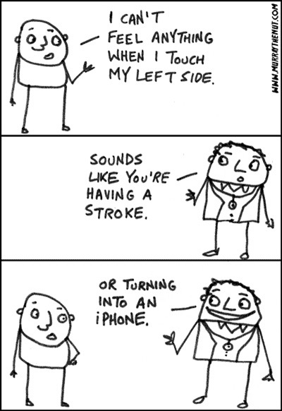 turning-into-an-iphone