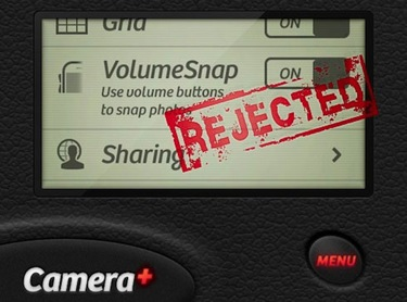 Camera-Plus-VolumeSnap