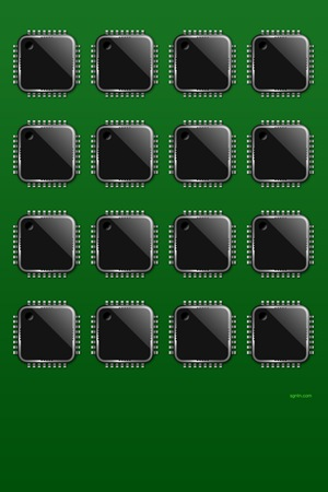 circuit board iphone wallpaper 1