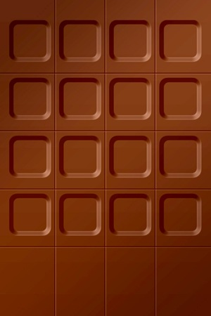 chocolate iphone wallpaper