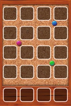 cork board iphone