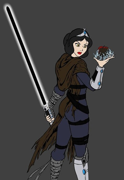 Darth-Snow-White