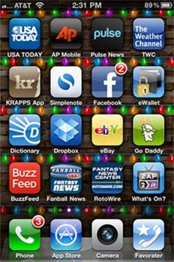 christmas-iphone