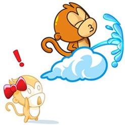 pee-monkey-iphone-logo