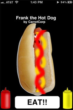 frank-hot-dog-iphone-3