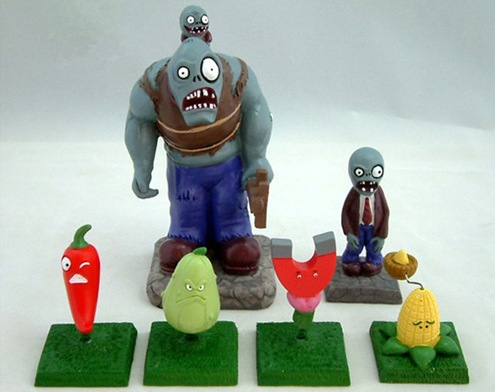 plants vs zombies toy 2