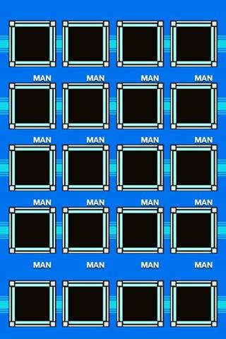 mega man iphone wallpaper 12